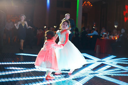 lighted dance floor for rent Quinceanera chicago