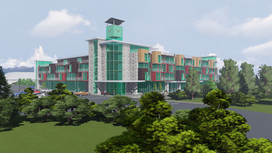 New mixed use development project in Kitimat's downtown core