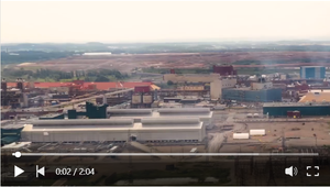 Projet AP60 - Rio Tinto Alcan : une réalisation et une équipe exceptionnelle...