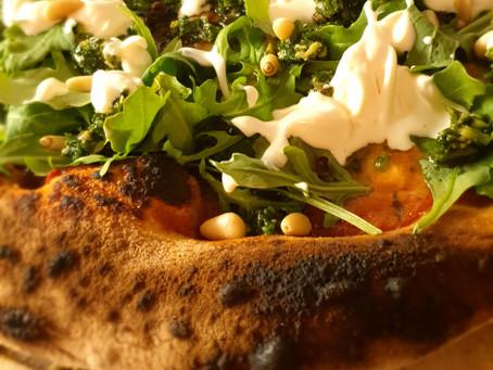 La Rucomiel - La Pizza de la Semaine 5