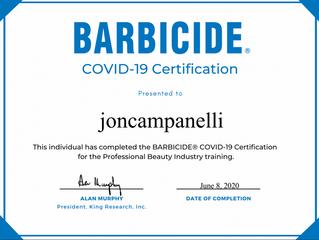 COVID-19 Protocol in Place