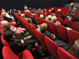 Cinéma débat au Balzac de Château Renault
