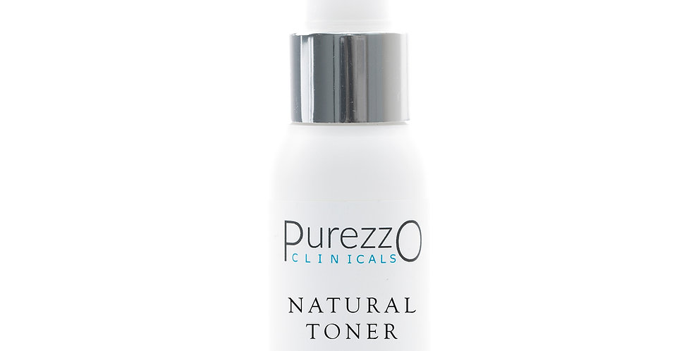 PurezzO Clinicals Natural Toner 50ML