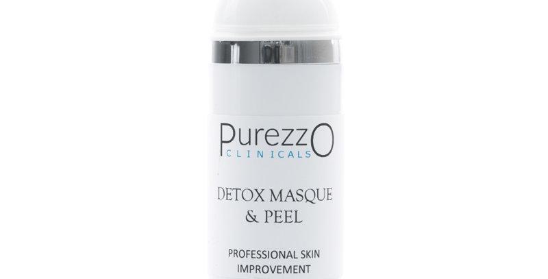 PurezzO Clinicals Detox Masque & Peel 50 ML