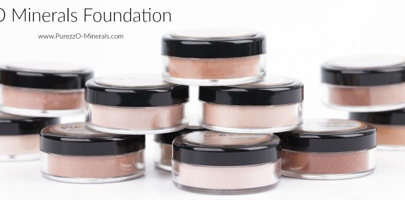 PurezzO Minerals Mineral Foundations