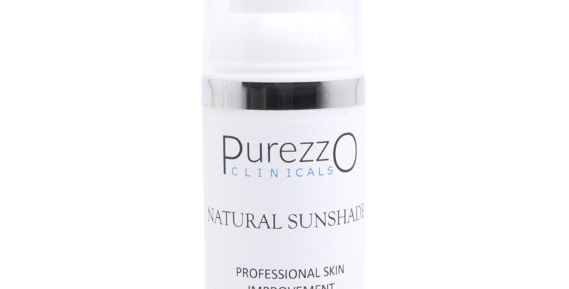 PurezzO Clinicals Natural Sunshade 30 ML