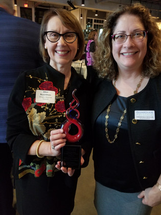 Attorney General Ellen Rosenblum  honored with award for Outstanding Leadership