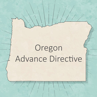 Answers to your Questions about Oregon's Advance Directive