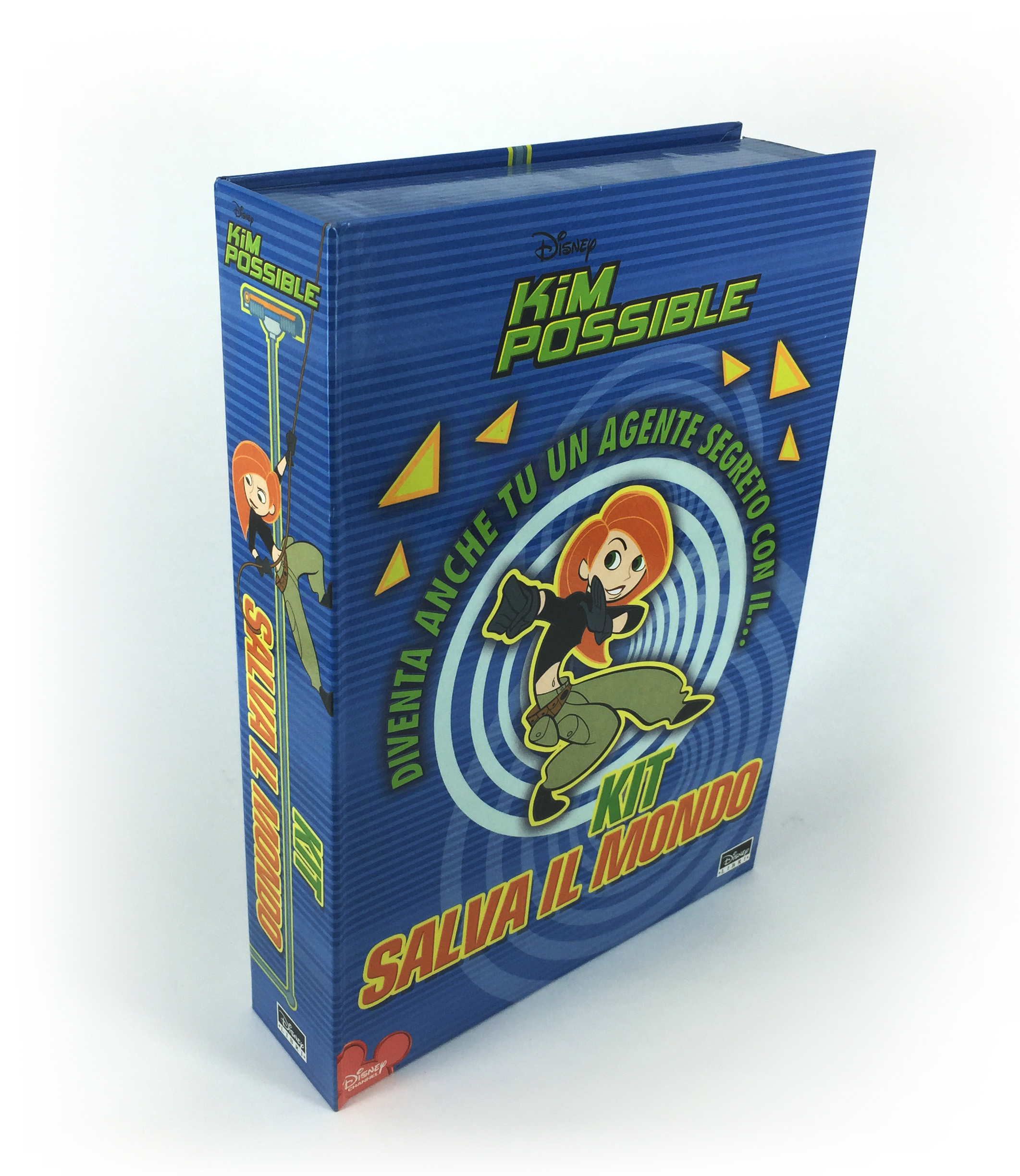 KIMPossible box