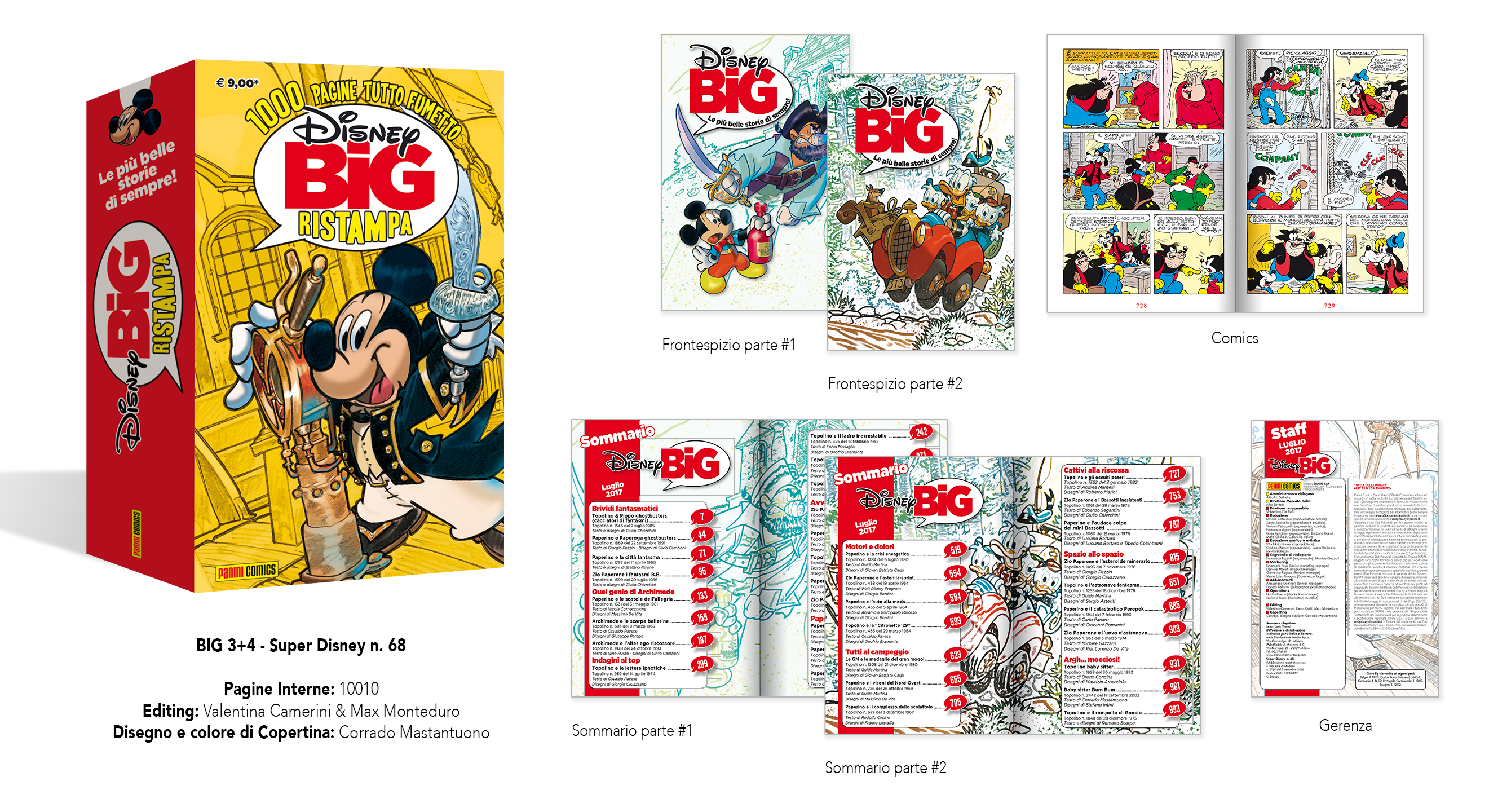 BIG 3+4 - Super Disney 68