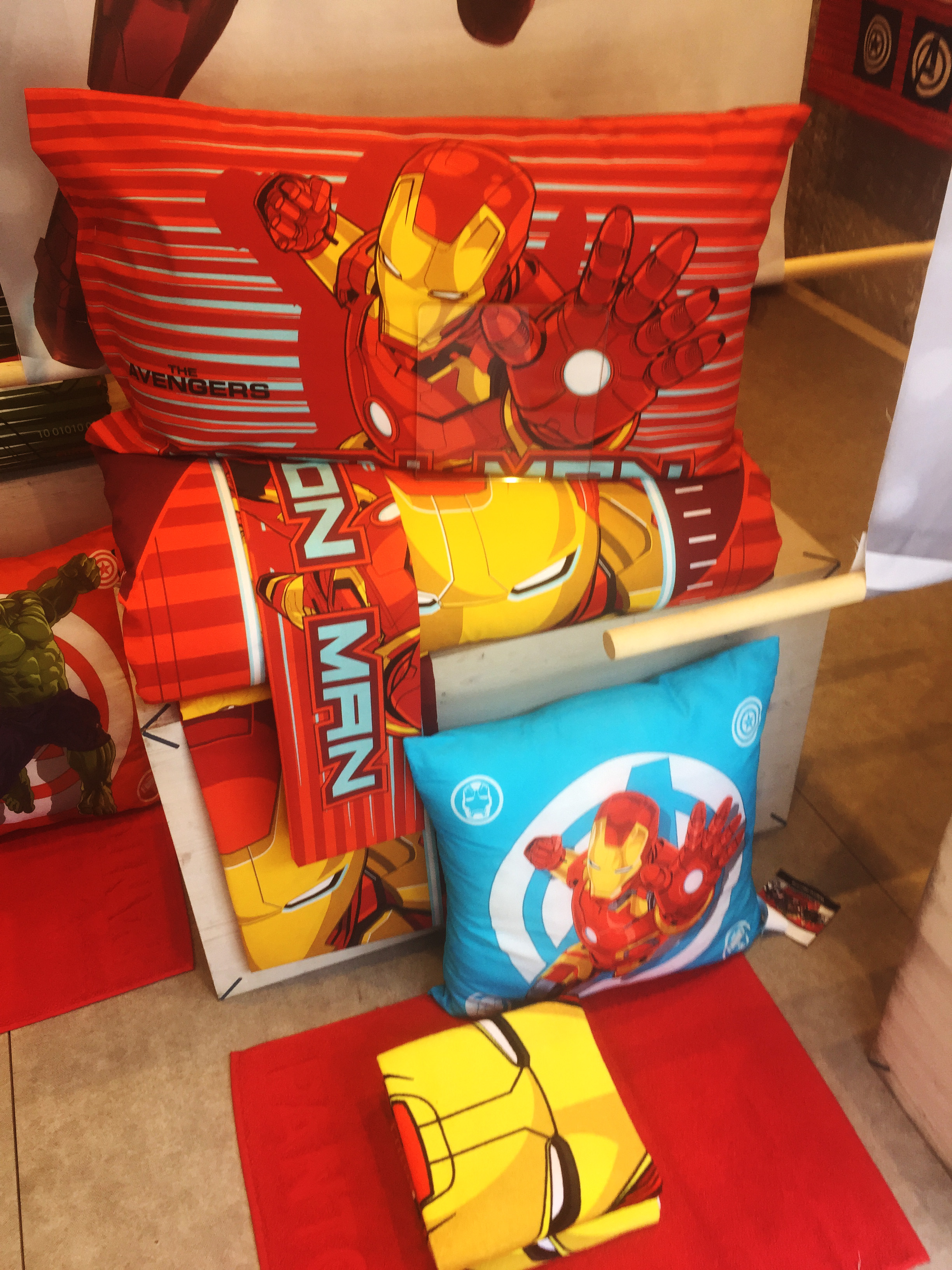 Dettagli Iron-Man