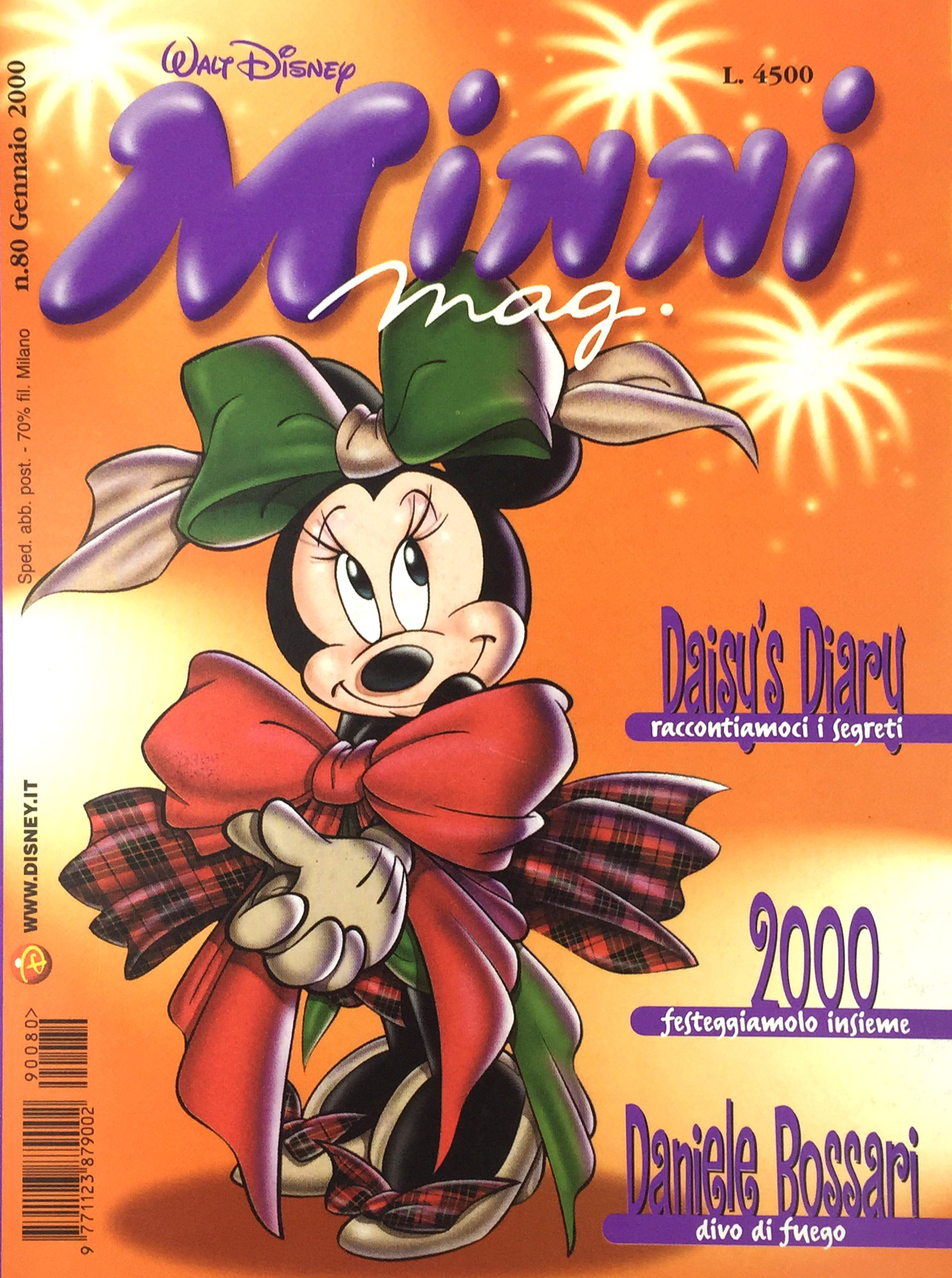 Minni MAG covers