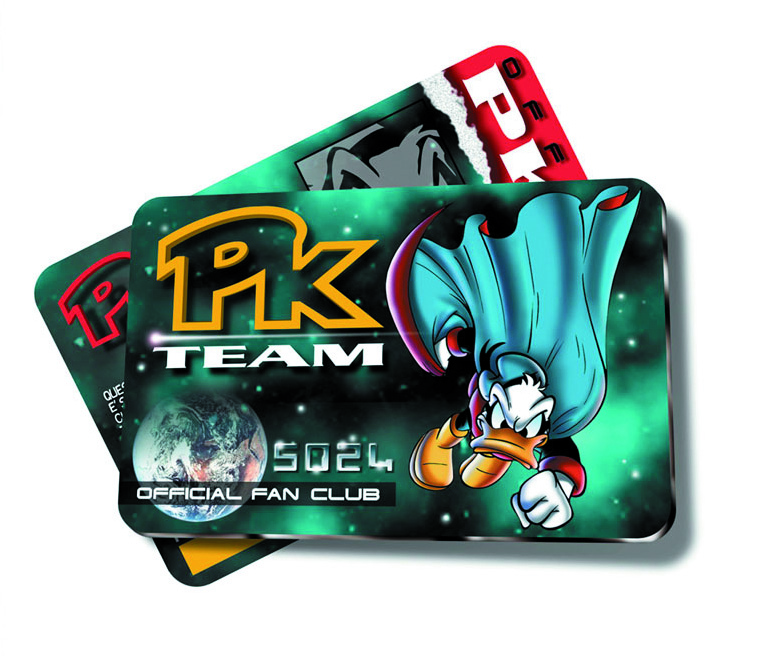 PK card