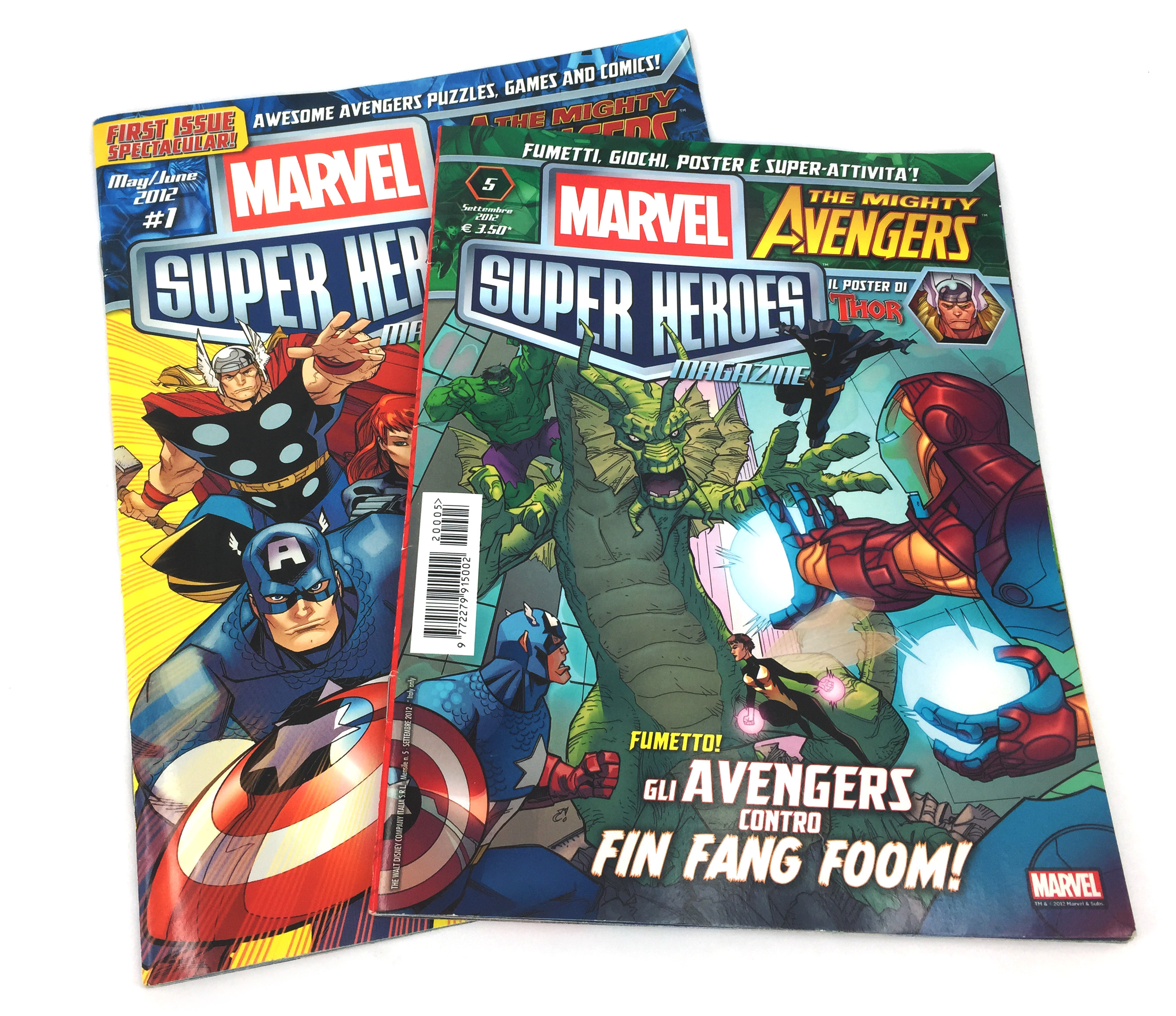 MarvelSHcovers
