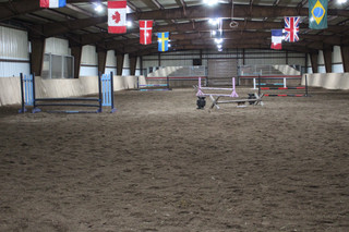 Our arena