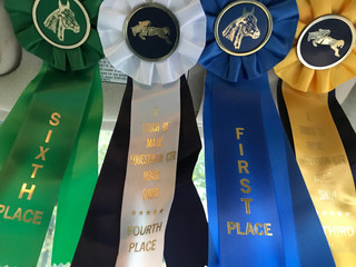 Home Show Ribbons!