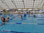 פעילות מים חווייתית לשחייני העמותה, קיץ 2020