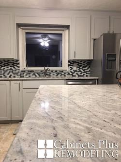 Gray Shaker and Granite
