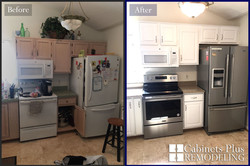 Crews before and after 2