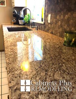 Beautiful Granite and Tile