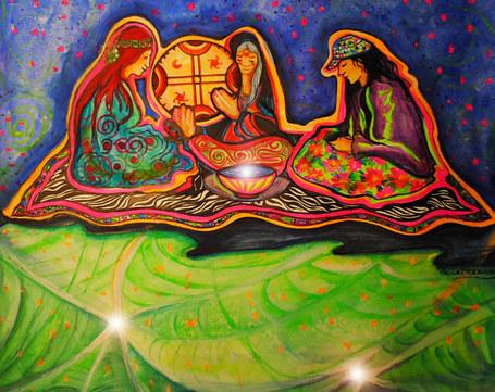 Kultrun Mapuche