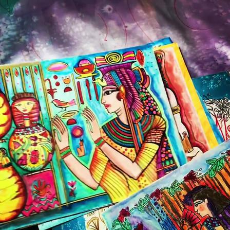Coloring Book Cielo y Tierra