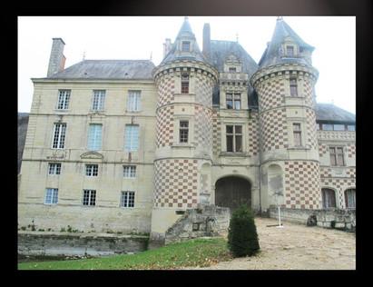 Colleccion en el castillo del Loire