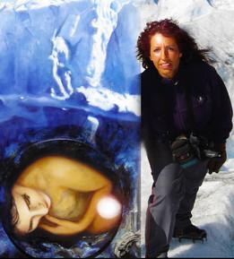 Serie  de Glaciares, Calafate, Arg.