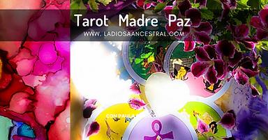 Taller de Tarot Madre paz