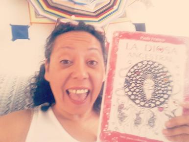 Libro La diosa ancestral Paula Franco