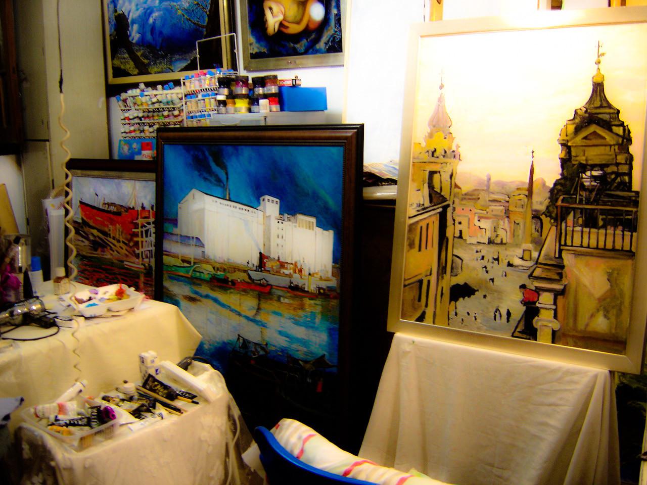 Studio-taller Encargos para el museo
