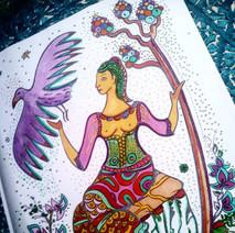 La diosa ancestral