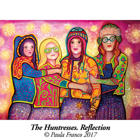 The Huntresses Reflection