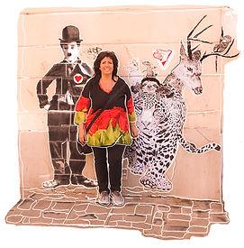 PaualFrancoArtista, Paris Francia
