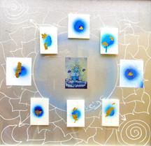 Mandala Tara Verde