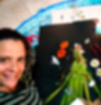 taller de pintura intuitiva de Paula Franco