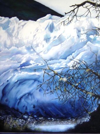 Vision del Glaciar