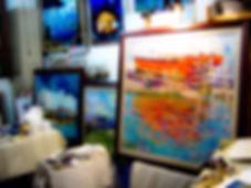 Pinturas en mi taller