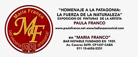 Maria Franco Bar/notable 1929