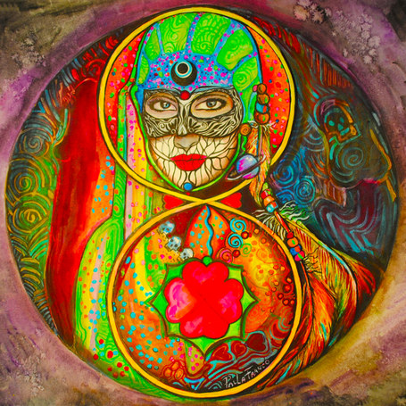 Conjurer Paula Franco ART
