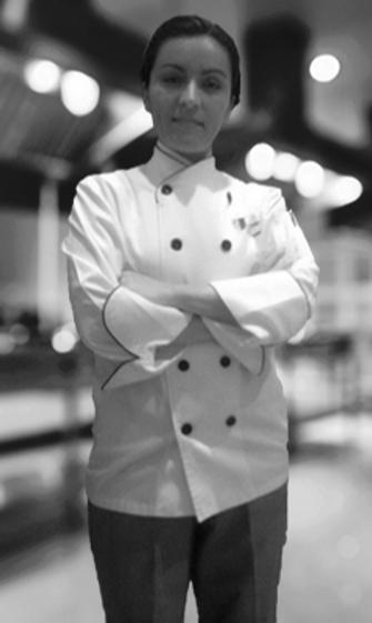 Patricia Preciado, Executive chef of IOEATS
