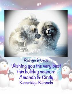 Amanda & Cindy Lougheed
