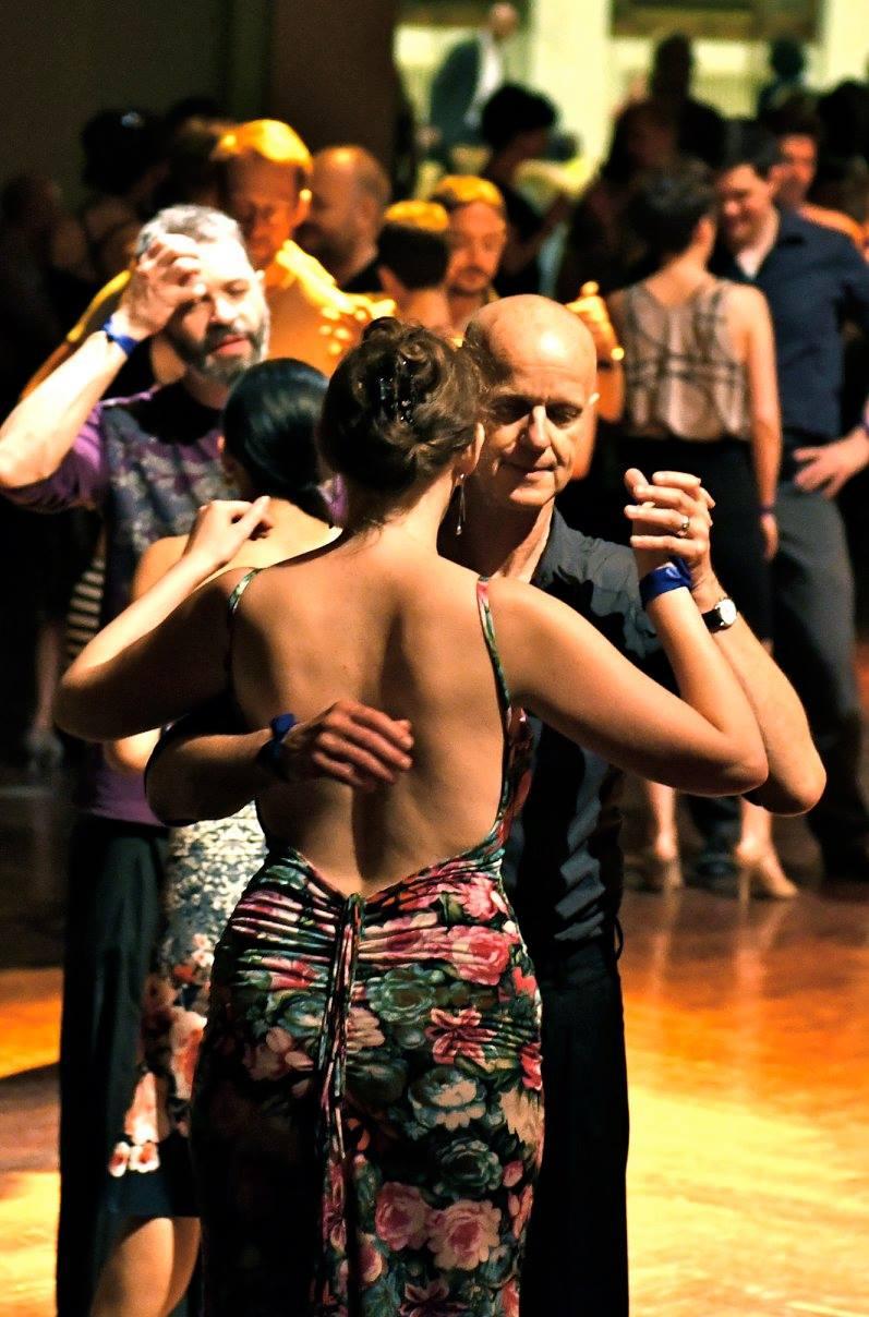 Alexander Dreher Tango dancing