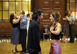 Yanick Wyler + Camila Ameglio Tic-Tac-Tango-Time Marathon Geneva