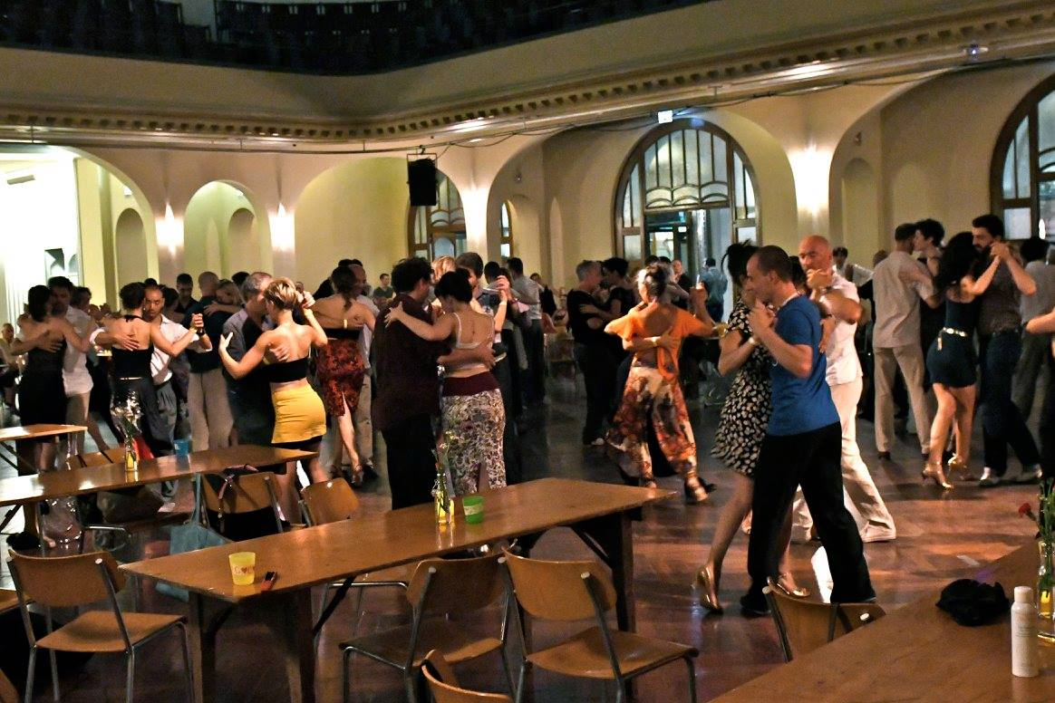Tango Marathon Geneva Salle de Plainpalais