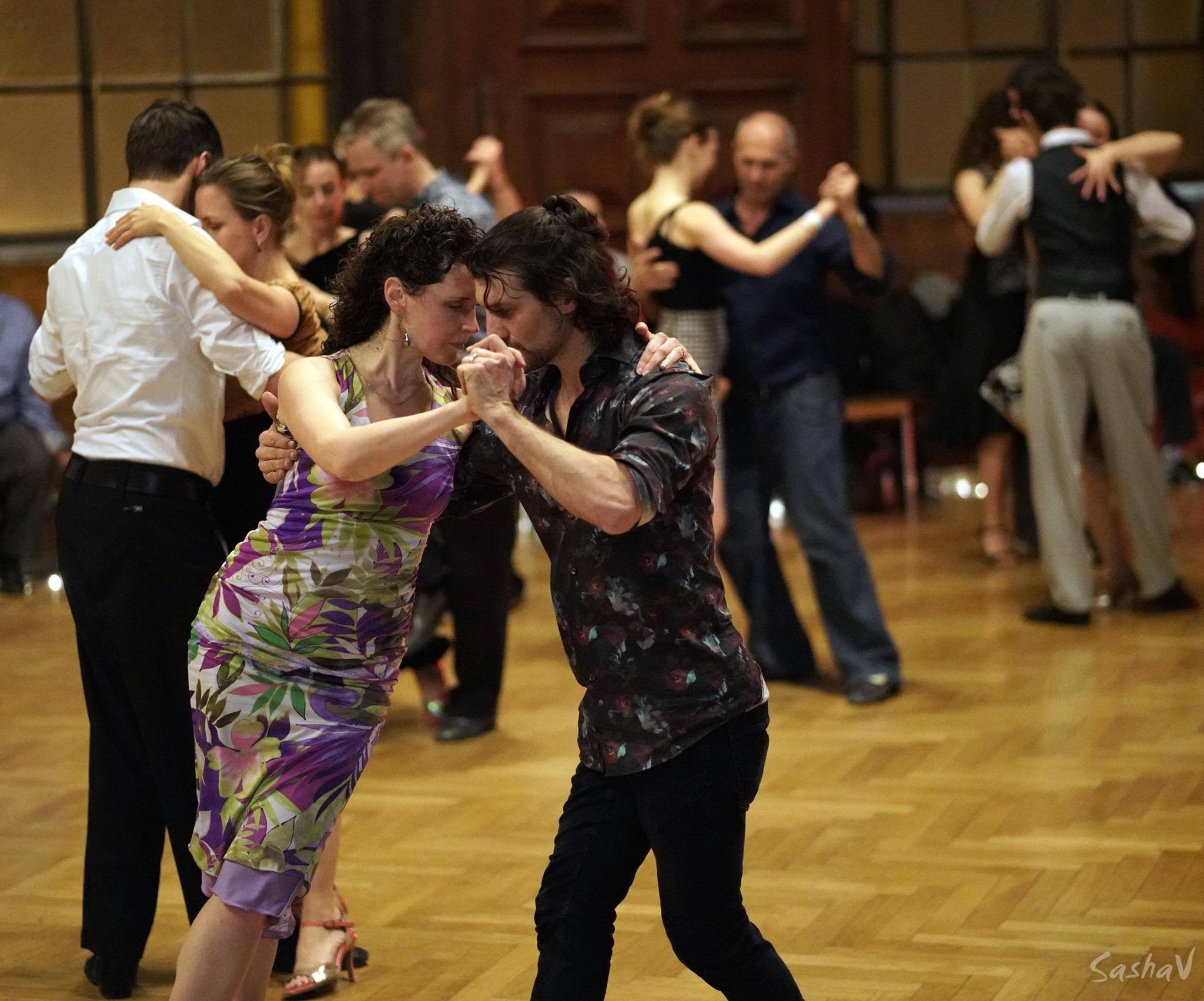Sigrid Van Tilbeurgh + Yanick Wyler Tango dance Tic-Tac-Tango-Time 2020