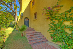 Spanish Mission in Hollywood Hills