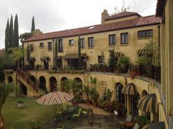 Tuscan Villa rental Los Angeles