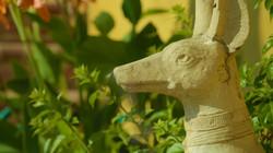Anubis - Egyptian Garden Statuary