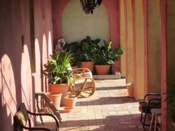 Spanish Mission Architecture Rental